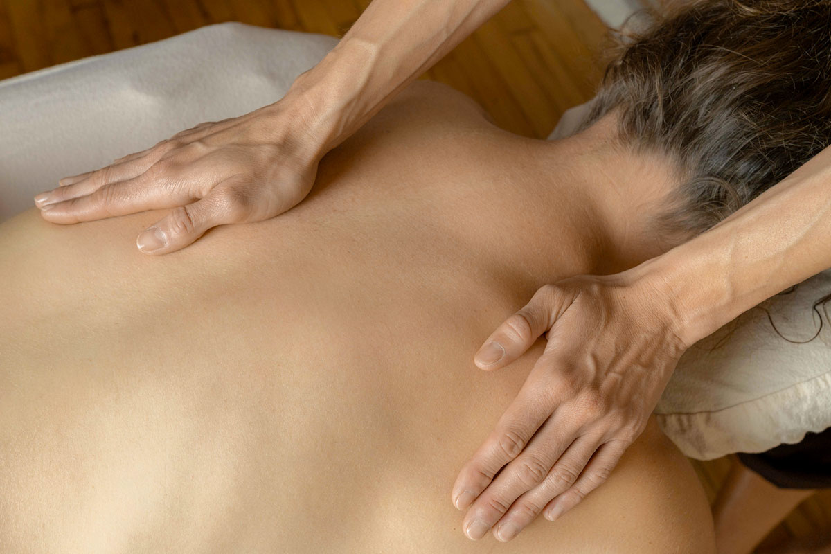 Massage Therapy at The Movement Guild