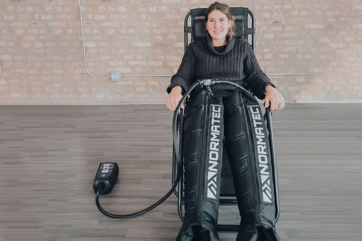 Normatec Compression System